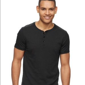 Men's Apt 9 Henley shirt